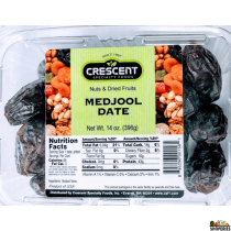 Crescent Medjool Dates - 396g