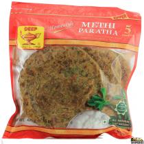 Deep Methi Paratha - 5 Pcs