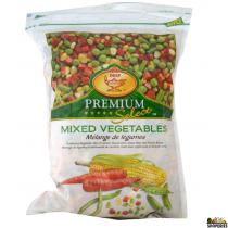 Deep Frozen Mixed Vegetables Pack - 4 lb