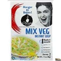 Ching's Secret, Mix Veg Soup Mix 55 gms (3 Count)