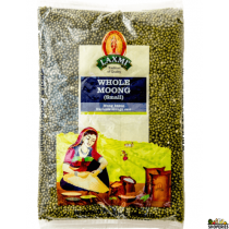 GREEN MOONG DAL WHOLE - 8 lb