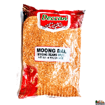Deccan Yellow Moong Dal Split - 4 lb