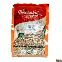 Dwaraka Organic Green Moong Dal Split 2 lb