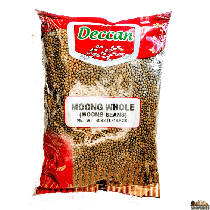 Deccan GREEN MOONG DAL WHOLE - 4 lb