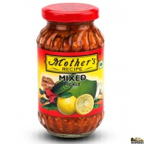 Mothers Mixed Vegetable pickle 500 gm