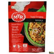 MTR Brinjal rice/Vangi Bhath Powder 100 Gms