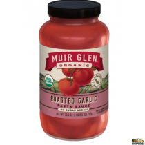 Muir Glen Roasted Garlic Pasta Sauce