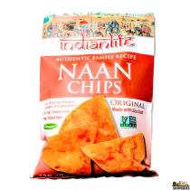 IndianLife Naan Chips 6 oz