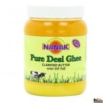 Nanak Pure Desi Ghee - 14 Oz
