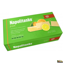 Napolitanke Kras Lemon Orange Wafers - 330 gms
