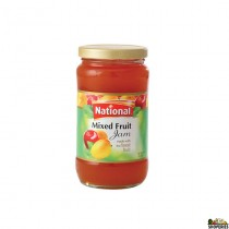 National Mixed Fruit Jam - 440gm