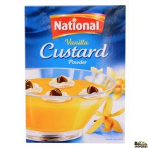 National Custard Vanilla Powder - 300g