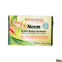 Patanjali Neem Kanti Body Cleanser - 75g