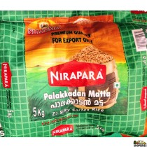 Nirapara Palakadan Matta Rice - 10 lb