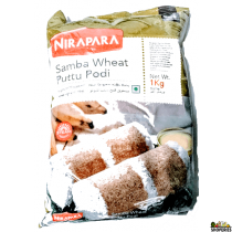 Nirapara Samba Wheat Puttu Podi - 2.2 lb