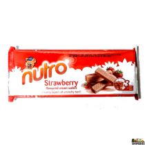 Nutro Wafer Strawberry 2.8 Oz