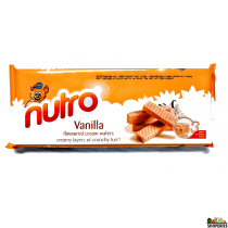 Nutro Wafer Vanilla 5.9 Oz