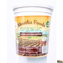 Shastha Organic Brown Rice dosa Batter (Small) - 30 Oz