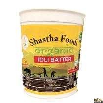 Shastha Organic Idli Batter (Small) - 30 Oz
