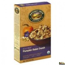 Natures Path Flax Plus Pumpkin Raisin Crunch