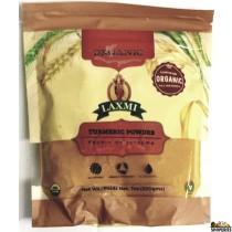ORGANIC Laxmi Turmeric Powder - 7 oz