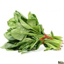 Organic Spinach Bunch ( 1 count )