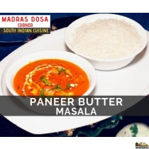 Madras Dosa Corner Paneer Butter Masala