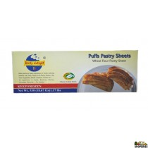 Daily Delight Puff pastry sheet - 18.67 Oz