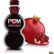 POM pomogranate juice