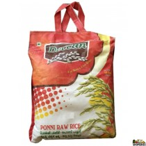 Deccan Ponni Raw Rice - 10 lb