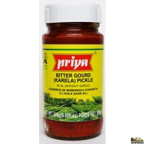 Priya Bittergourd Pickle - 300g