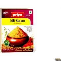 Priya Idli Karam Powder (Idli Spice Mix) - 100g