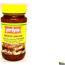Priya Mango Ginger Pickle - 300g