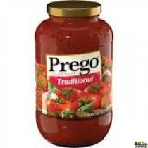 Preggo Traditional pasta sauce