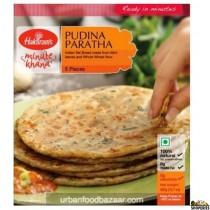 Haldirams Pudina Paratha - 400 gm