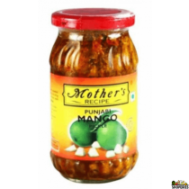 Mothers Pujabi mango pickle 500g