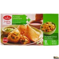 Haldirams Punjabi Samosa (Frozen) - 1.4 kg