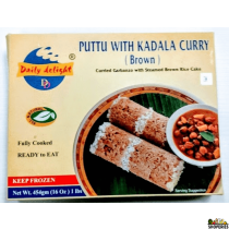 Puttu with kadala Curry - 1 lb