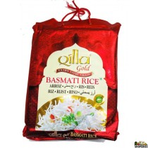 Qiilla Gold Pure Extra Long Grain Basmati Rice - 10 lb