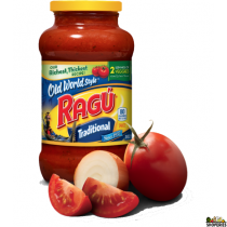 Ragu Traditional Pasta Sauce - 24 Oz