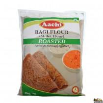 Aachi  RAGI Flour Roasted- 1 Kg