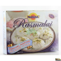 Nanak Rasamalai (No added sugar) - 400gm