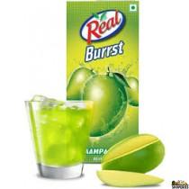 Dabur Real Aampana Green Mango Juice 1 Ltr