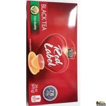 Red Label Black Tea - 216 round tea bags