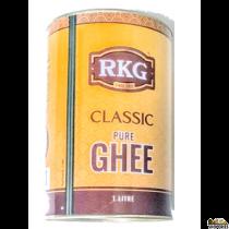 RKG Pure Desi Ghee - 1 Ltr (33.84 fl oz)