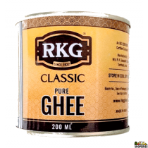 RKG Pure Desi Ghee - 200 ml