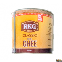 RKG Pure Desi Ghee - 500 ml (17 oz)