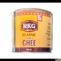 RKG Pure Desi Ghee - 500 ml (17 oz)