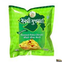 Garvi Gujarati Roasted Poha Chevda 285g