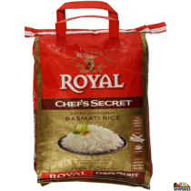 Royal Chef xlong Basmati Rice - 10 lb